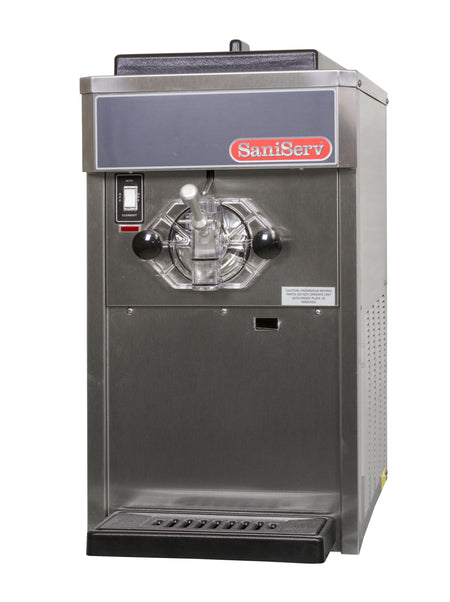 SaniServ 404, Counter Model High Volume , Soft Serve Ice Cream / Yogurt Machine with AccuFreeze Control