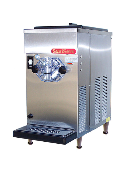 SaniServ 707 Counter Model Medium Volume Frozen Beverage Machine