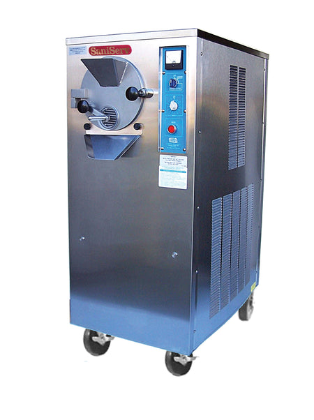 SaniServ B-10 Floor Model Batch Ice Cream / Gelato Freezer