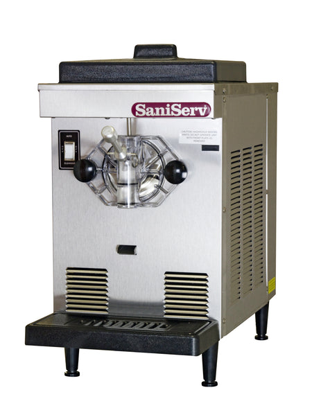 SaniServ Model DF200, Low Volume , Soft Serve Ice Cream / Yogurt Machine Dura Freeze Countertop Model