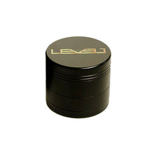 Load image into Gallery viewer, 40MM Black Grinder with Gold Logo