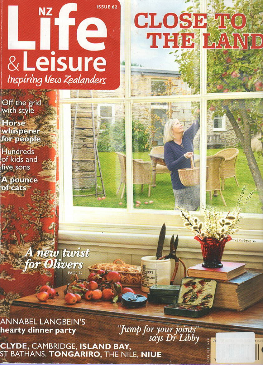 Daily Organics Life & Leisure Magazine