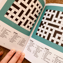 Load image into Gallery viewer, Crossword Puzzle Book