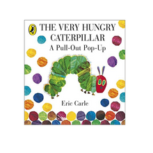 Load image into Gallery viewer, The Very Hungry Caterpillar Pull-Out Book