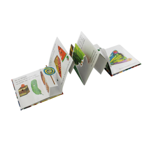 The Very Hungry Caterpillar Pull-Out Book