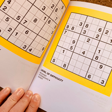 Load image into Gallery viewer, Sudoku Puzzle Book