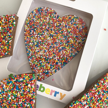 Load image into Gallery viewer, Freckleberry Chocolate Heart