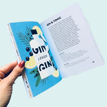 Load image into Gallery viewer, Gin Cocktail Book