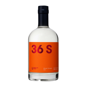 Thirty Six Short Blood Orange Gin 200ml