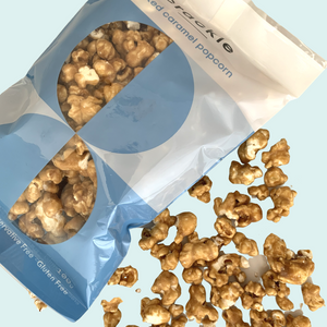 Crackle Corn Salted Caramel Popcorn
