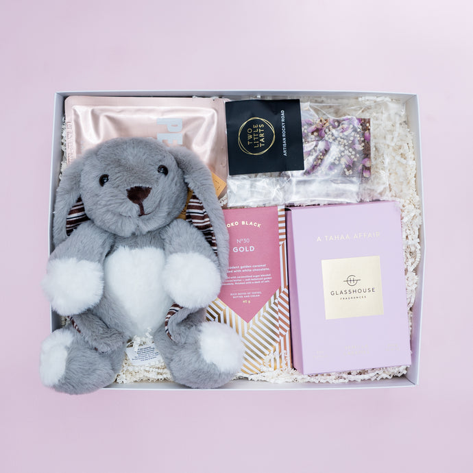 Cute as a Bunny Baby Gift Box