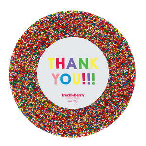 Freckleberry Giant 'Thank you' Freckle
