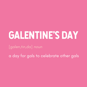 Card | Galentine's Day