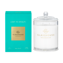 Load image into Gallery viewer, Glasshouse Lost In Amalfi Candle 380g