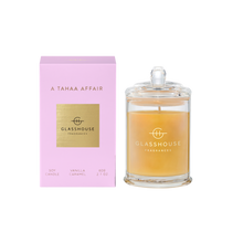 Load image into Gallery viewer, Glasshouse A Tahaa Affair Candle 60g