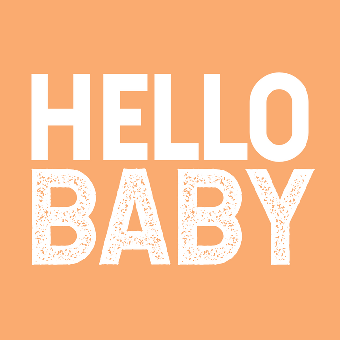 Card | Hello Baby