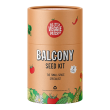 Load image into Gallery viewer, Little Veggie Patch Co Balcony Seed Kit