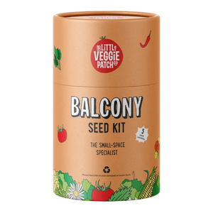 Little Veggie Patch Co Balcony Seed Kit