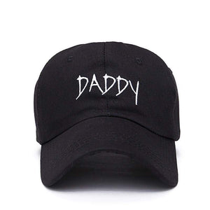 The KedStore 2017 new DADDY Dad Hat Embroidered Baseball Cap Hat men summer Hip hop cap hats