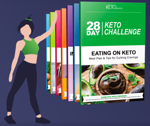 The KedStore 28-Day Keto Challenge