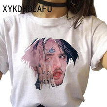 Load image into Gallery viewer, The KedStore 303 / M Lil Peep Women T Shirt Hip Hop Funny Ulzzang Cry Baby T-shirt | TheKedStore