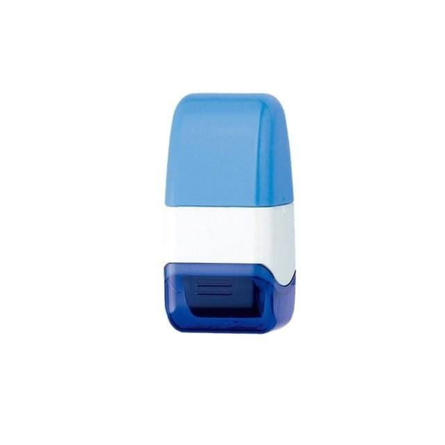 The KedStore B Self-Inking Identity Theft Protection Roller Stamp Perfect for Personal Information Privacy Seal