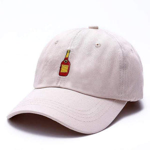 The KedStore beige1 VORON 2017 new brand Henny Embroidery Dad Hat men women slouch Cotton Baseball Cap curved bill ADJUSTABLE BUCKLE RETRO SUMMER