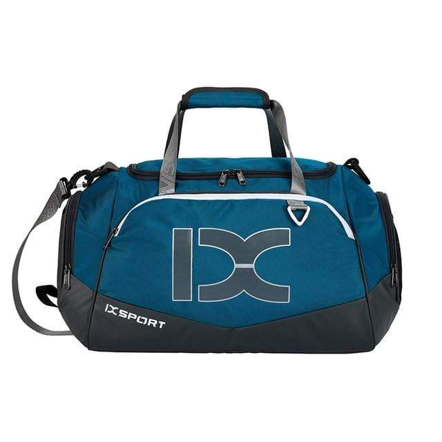 The KedStore Blue 40L Sports Bag Training Gym Bag