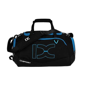 The KedStore Blue stripe 40L Sports Bag Training Gym Bag