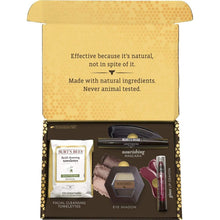 Load image into Gallery viewer, The KedStore Burt's Bees Boldly Beautiful Gift Set, 4 Products in Giftable Box