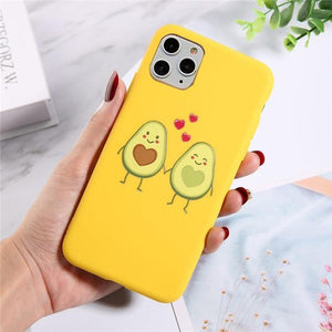 The KedStore For 6Plus or 6s Plus / 7706 Lovebay Silicone Phone Cases For iPhone 11 Pro SE 2020 X XR XS Max 8 7 6 6s Plus 5s | TheKedStore
