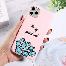Load image into Gallery viewer, The KedStore For iPhone 11Pro Max / 7704P Lovebay Silicone Phone Cases For iPhone 11 Pro SE 2020 X XR XS Max 8 7 6 6s Plus 5s | TheKedStore