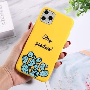 The KedStore For iPhone 11Pro Max / 7704Y Lovebay Silicone Phone Cases For iPhone 11 Pro SE 2020 X XR XS Max 8 7 6 6s Plus 5s | TheKedStore