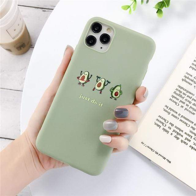 The KedStore For iPhone X or XS / 0048 Lovebay Silicone Phone Cases For iPhone 11 Pro SE 2020 X XR XS Max 8 7 6 6s Plus 5s | TheKedStore