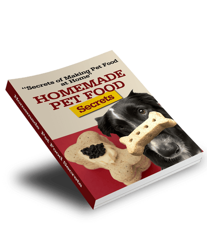 The KedStore Homemade Pet Food Secrets