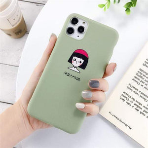 The KedStore Lovebay Silicone Phone Cases For iPhone 11 Pro SE 2020 X XR XS Max 8 7 6 6s Plus 5s | TheKedStore