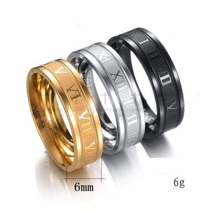 The KedStore Numerals Ring