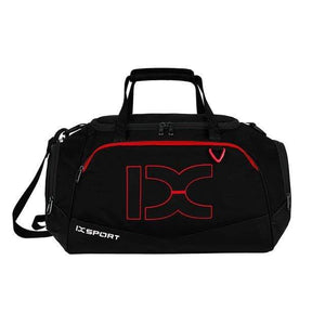 The KedStore Red stripe 40L Sports Bag Training Gym Bag