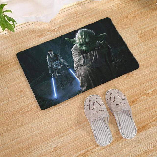 The KedStore Trending products - October 2018 24 / 500mm x 800mm Star Wars Printed Anti-slip Doormat Bathroom Rug Kitchen Mat | TheKedStore