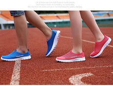 Load image into Gallery viewer, The KedStore Women Light Sneakers Breathable Mesh Casual Shoes Walking Outdoor Sport Shoes