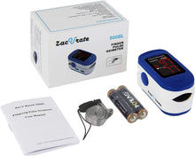 Load image into Gallery viewer, The KedStore Zacurate Pro Series 500DL Fingertip Pulse Oximeter Blood Oxygen Saturation Monitor