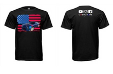 Load image into Gallery viewer, Camaro Merica Short Sleeve Tee Shirt