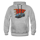 Chevy Dude Racer Hoodie - heather gray