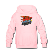 Load image into Gallery viewer, Chevy Dude Racer Kids hoodie - pink