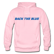 Load image into Gallery viewer, BACK THE BLUE - Men's Hoodie - light pink