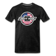 Chevy Dude Bow Tie Premium Tee - charcoal gray