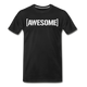 Awesome Tee - black
