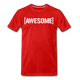 Awesome Tee - red