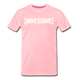 Awesome Tee - pink