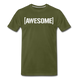 Awesome Tee - olive green